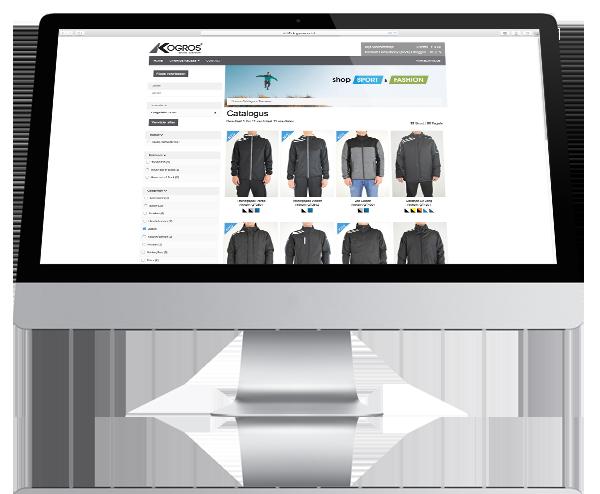 Quick B2B webshop